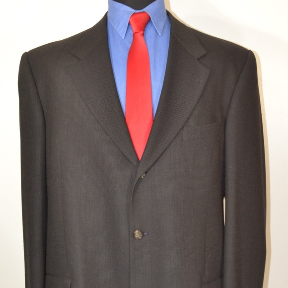 Yves Saint Laurent Other - Yves Saint Laurent 46L Sport Coat Blazer Suit Jack